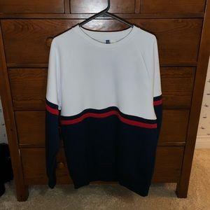 Divided Sweatshirt